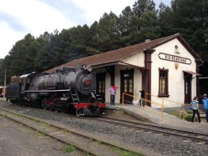 Estação de Rio Negrinho