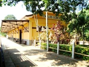 Estação Carlos Gomes