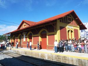 Estação de Guararema